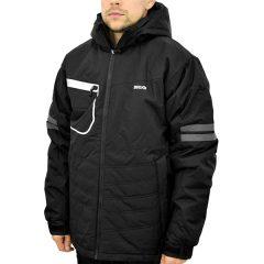 Zimska podstavljena jakna