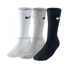 Čarape 3para/3boje pamuk